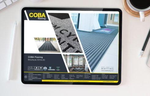 COBA Flooring Interactive Brochure
