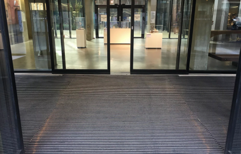 Entrance Matting Sandra Building