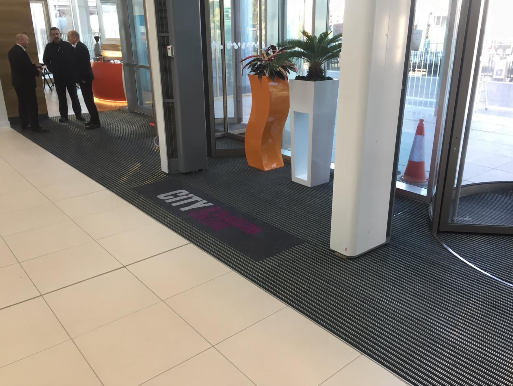 entrance matting for education