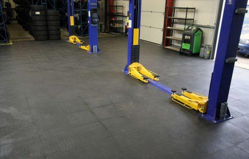 Tough Lock Eco flooring