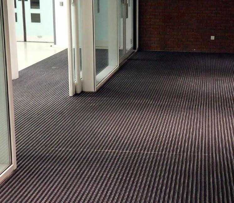 hospital entrance mat