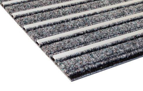 pathmaster alu grey entrance matting