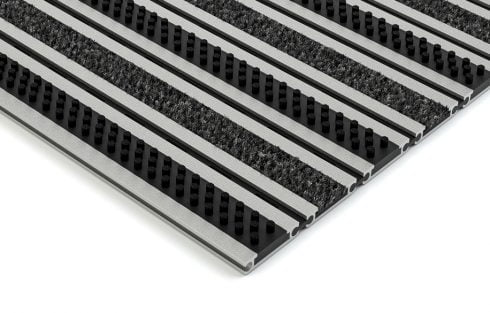 Plan.a aluminium entrance matting
