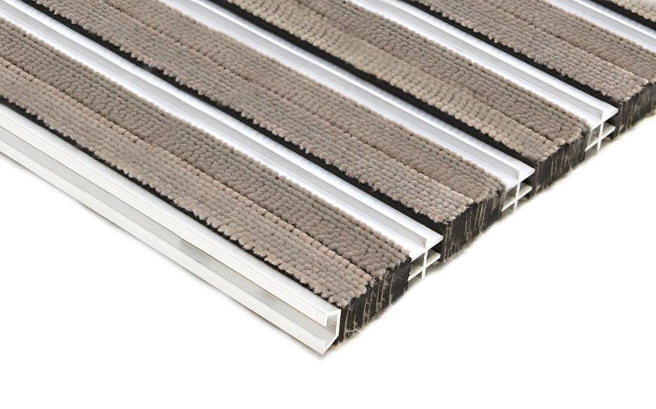 plan.c aluminium entrance mattting