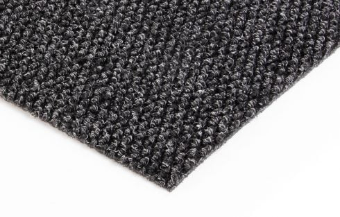 needlepunch charcoal carpet entrance matting