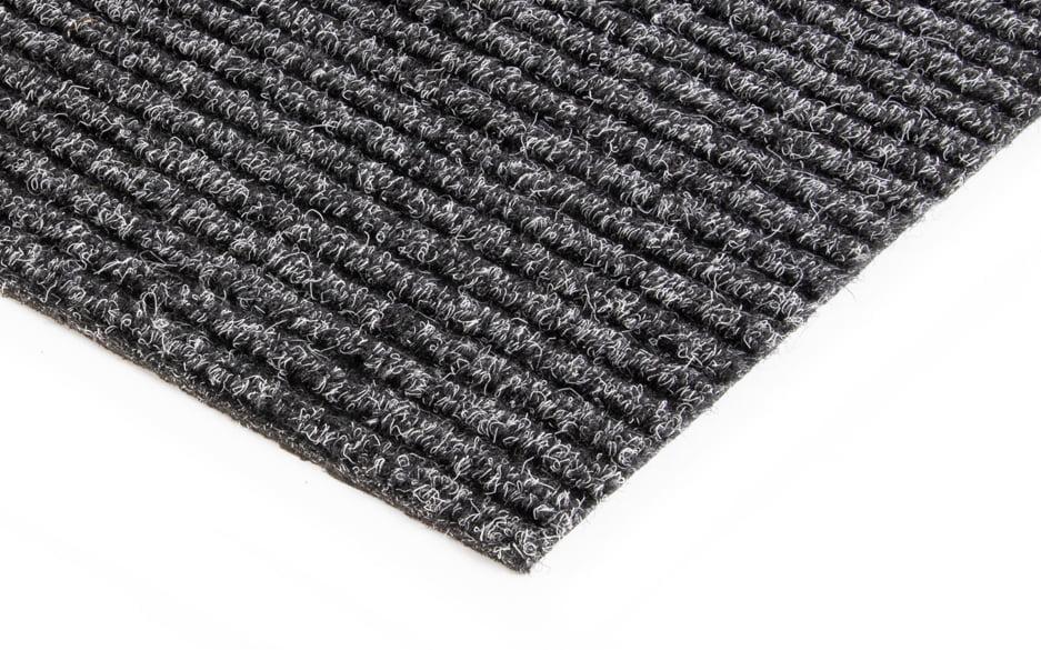 toughrib contract charcoal carpet entrance matting