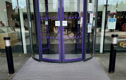 Entrance Matting Rotherham County Council